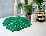 Alfombra lavable hoja Monstera Lorena Canals